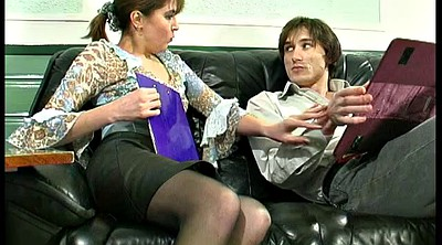 Young anal, Russian office, Mature russian