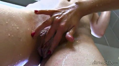 Shower, Insertion, Finger