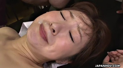 Japanese bukkake, Asian cumshot