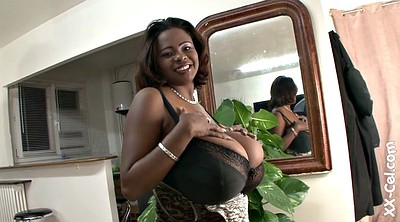 Biggest, Ebony boobs