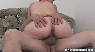 Bbw young, Granny fuck, Stepdaughter, Young chubby