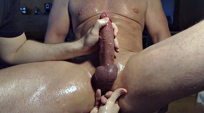 Milking, Post, Prostate, Post orgasm, Muscle, Bondage milking