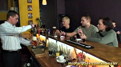 Czech party, Anal orgy