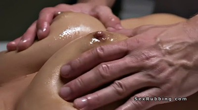 Oil, Multiple, Massage orgasm