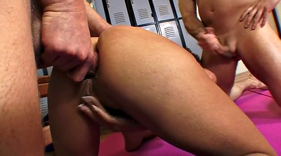 Double anal, Mmf