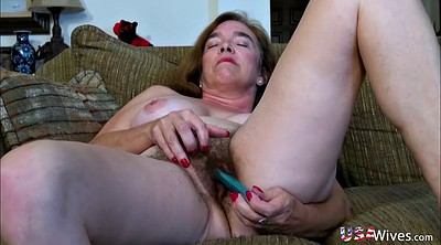 Hairy solo, Granny solo, Hairy masturbation mature