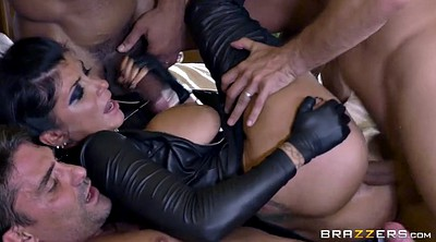 Gloves, Triple penetration, Boot, Triple, Romi rain, Glove