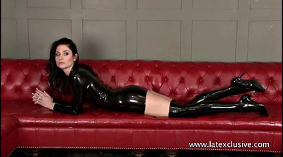 Rubber, Suit, Tights, Latex fetish, Solo latex, Rubber boots