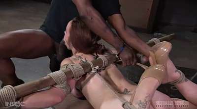 Tied up, Tattoos, Roped