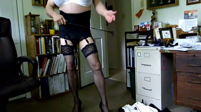 Crossdress, Crossdresser, Whore, Tease solo