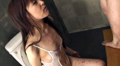Japanese anal, Choking