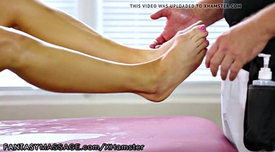Foot, Feet, Daughter, Cheating, Footing, Foot massage