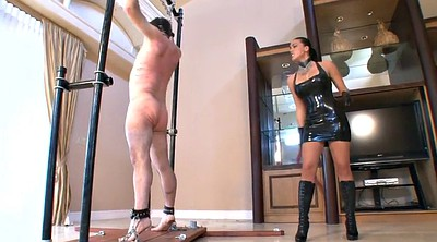 Mistress, Whipping, Whip, Dress, Femdom whip
