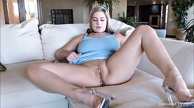 Big dildo, Fingers solo hd