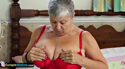 Solo mature, Seduction, Granny solo