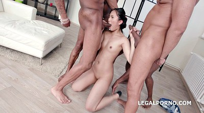 Asian babe, Black gangbang, Asian black gangbang, Asian gaping