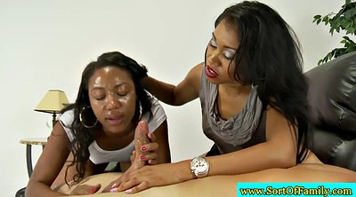 Black, Mom pov, Asian mom, Mom teach, Mom teaching, Mom teaches