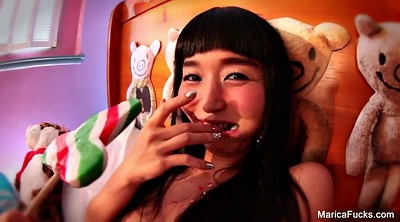 Candy, Asian solo, Japanese solo, Marica hase