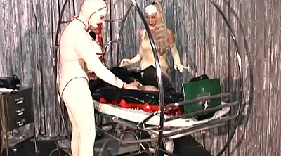 Doll, Rubber, Latex bondage, Factory