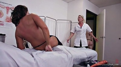 Gaping, Rectal, Femdom fisting, Fist anal, Exam