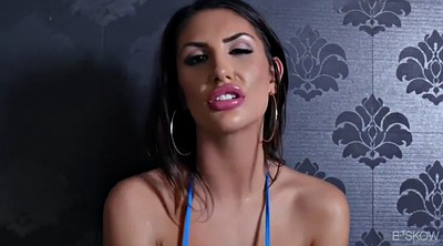 August ames, Expose, Chubby solo, August