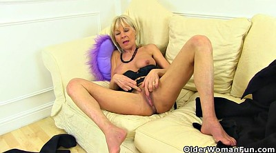 Clothed, English, British mature, Sexy granny, Dirty mature, English milf