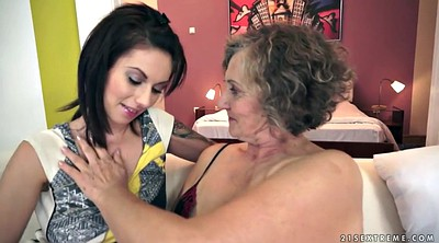Hairy granny, Mature hairy, Young girls, Lesbian old young