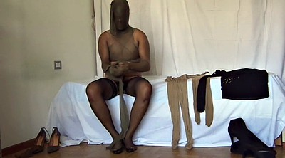 Cd, Encased, Teen pantyhose, Pantyhose masturbation