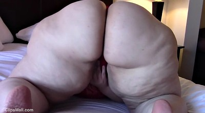 Bbw solo, Butts
