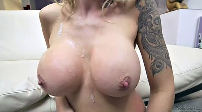 Boobs, Boob, Cum on tit