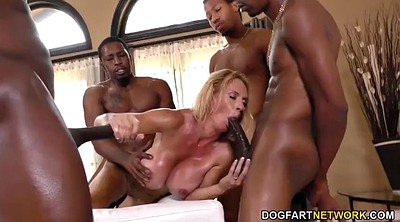 Black milf, Sucking, Stepmom gangbang, Ebony stepmom