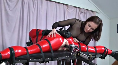 Latex, Machine fucking
