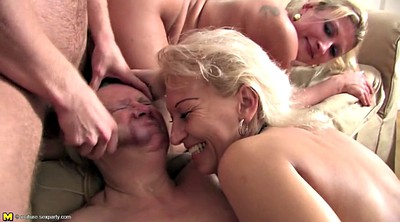 Old granny, Mom and, Old and young, Mom gangbang, Mom boy, Mature mom