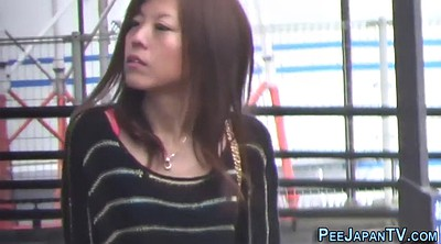 Japanese pee, Japanese public, Public outdoor