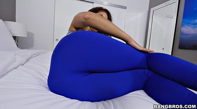 Yoga, Big ass, Pants