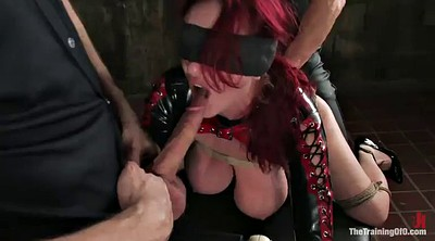 Bdsm, Video, Bondage fuck, Tit bdsm, Redhead bdsm