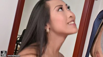 Smoke, Thais, Thai blowjob, Smoking fuck