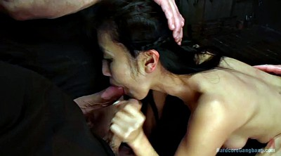 Interracial, Japanese gangbang, Marica hase, Asian gangbang, Double vaginal, Anal japanese