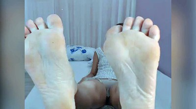Foot fetish, Sole, Sounding, Sound, Milf feet, No face