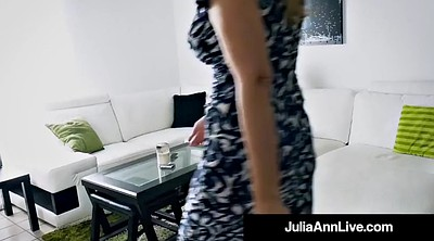 Julia ann, Mom son