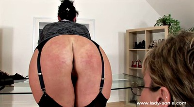 Wife, Wife spanked, Hand