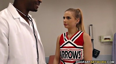 Hospital, Cheerleader, Doctor fuck