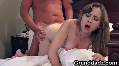 Bedroom fuck, Older, Old granny