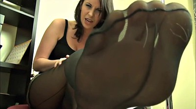 Nylons, Nylon foot, Foot worship, Nylon foot worship