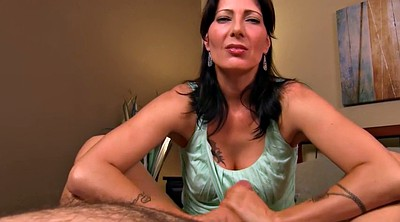 Mom, Change, Mom pov, Son mom, Mom handjob, Changing