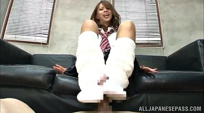 Footjob, Asian footjob, Asian foot