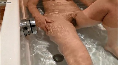 Small, Bath, Hidden cam, Hidden shower, Joins in, Hairy cam