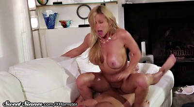 Old young, Neighbor, Cheating milf