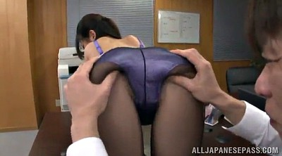 Small tits, Asian pantyhose, Pantyhose fuck, Pantyhose fingering