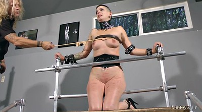 Spanked, Leather, Caning, Pain, Screaming, Caned